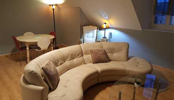 Апартаменты Appartement Proche Soulages (Родез, Франция)