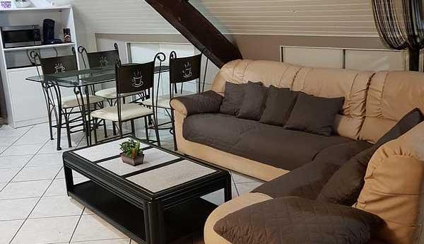 Апартаменты Appartement Carnus Rodez (Родез, Франция)