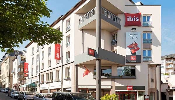 Отель ibis Rodez Centre 3* (Родез, Франция)