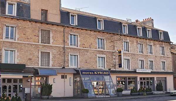 Отель Kyriad Rodez 3* (Родез, Франция)