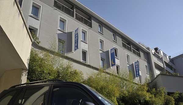 Отель Deltour Hôtel Rodez Bourran 3* (Родез, Франция)