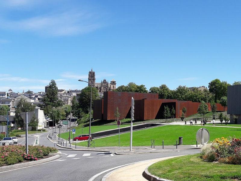 Город Родез (Rodez)