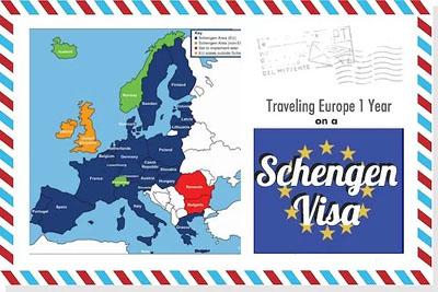 Краткосрочная шенгенская виза типа С во Францию