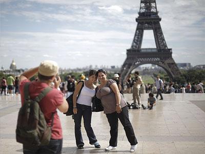 Гостевая шенгенская виза во Францию