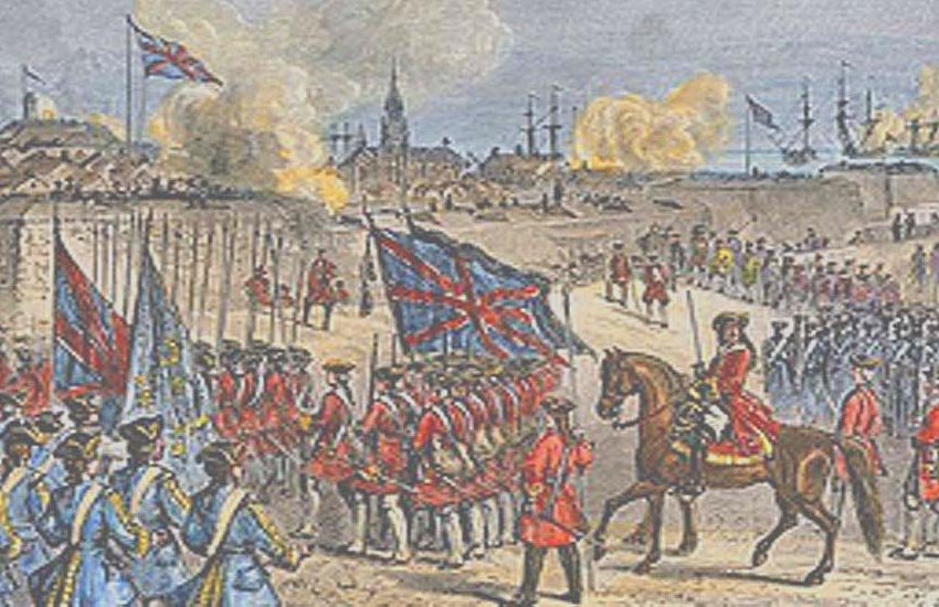 История Франции XVIII века