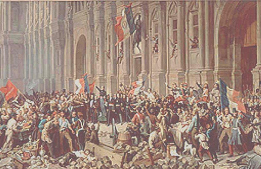 История Франции XIX века
