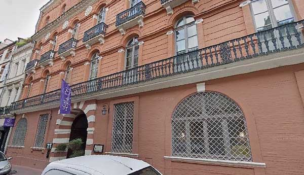 Отель La Cour des Consuls Hotel and Spa Toulouse - MGallery 5* (Тулуза, Франция)